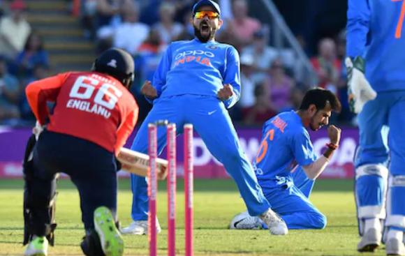 Cricket India vs England